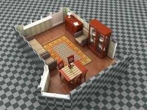Як розмістити меблі