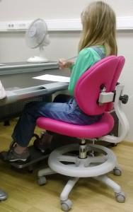 Як вибрати стілець для школяра?