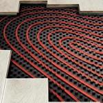 Зшитий поліетилен для теплої підлоги