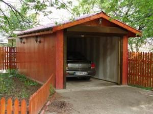 Який побудувати краще гараж