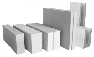 Газобетонні блоки. Їх види та переваги