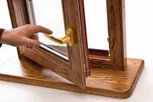 Сучасні дерев`яні вікна